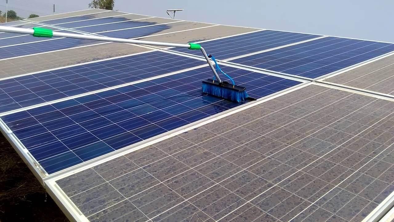 Vệ sinh pin mặt trời